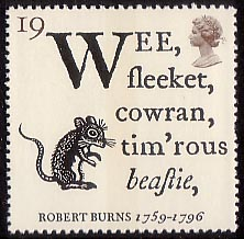 To a Mouse, by Robert Burns | Father Theo's Blog