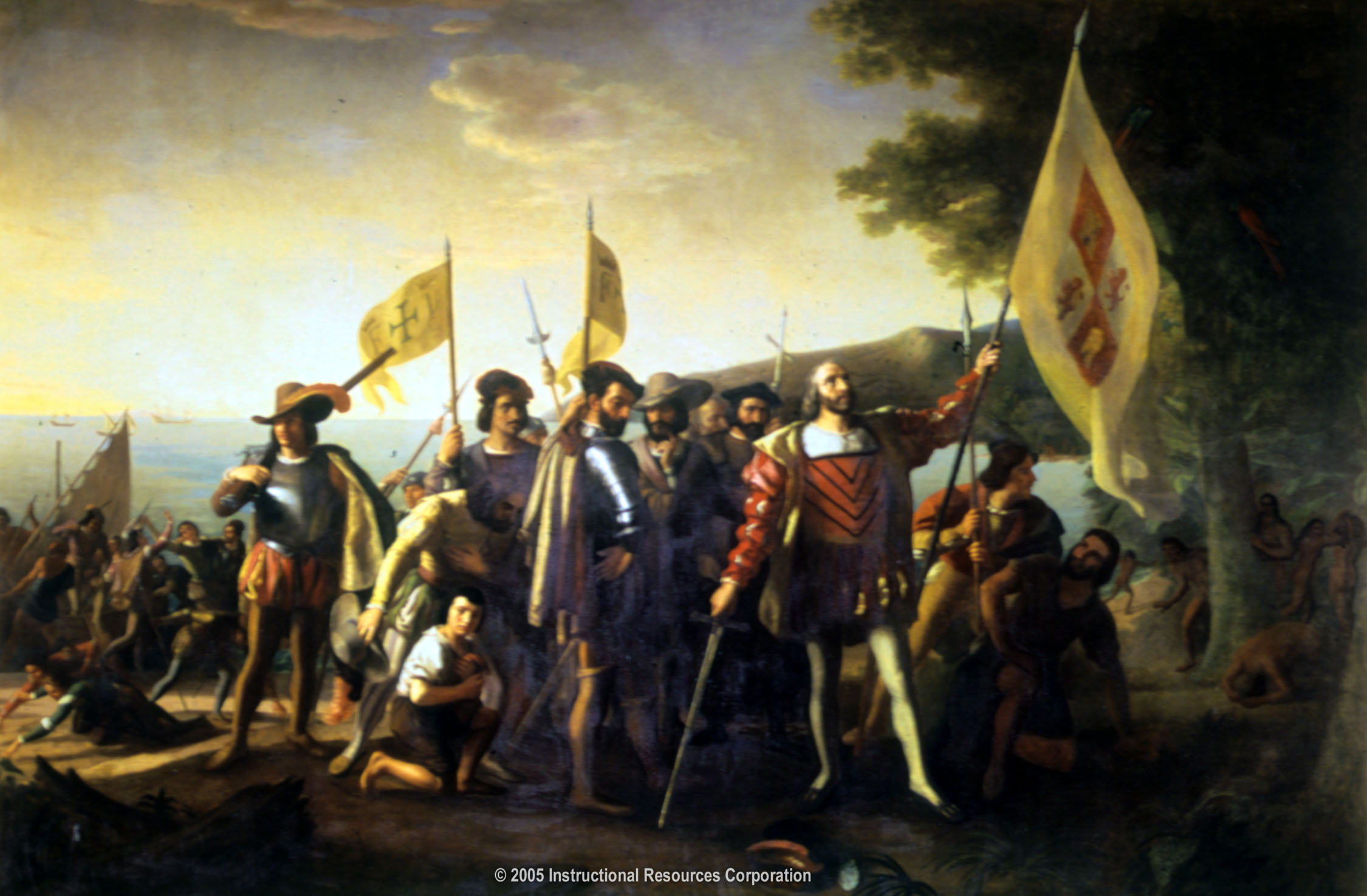 columbus hero Another 6 percent characterize the genovese explorer as a hero two percent of  those surveyed say that columbus could not have discovered america because.