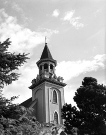catholic church steeple