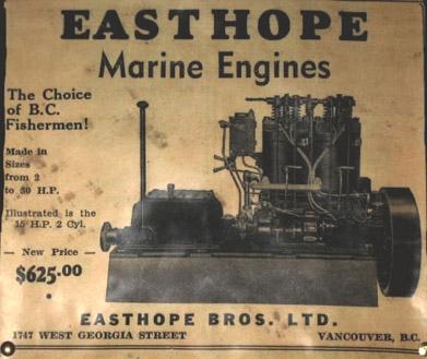 easthope ad
