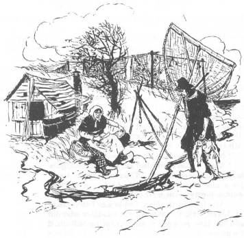 fisherman and his wife - pigsty