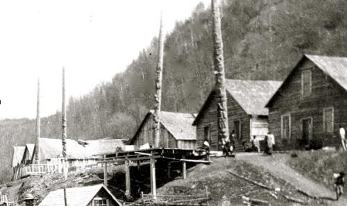 Gitanmaax 1909