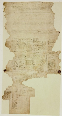Original Treaty of Waitangi