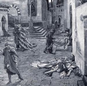 marcello-black death Florence 1348