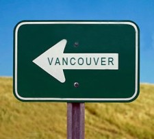 vancouver direction_sign